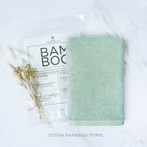 Ocean Bam & Boo Towel