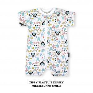 MINNIE SUNNY SMILE Zippy Playsuit Disney