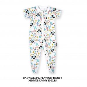 MINNIE SUNNY SMILE Baby Sleep & Play Suit