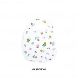 Gardening Snappy Bib