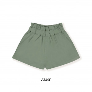 ARMY Girls Casual Short
