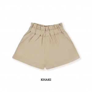 KHAKI Girls Casual Short