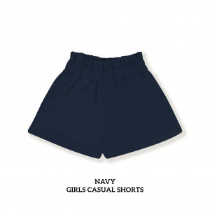 NAVY Girls Casual Short