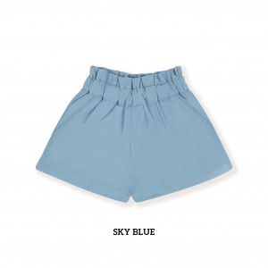 SKY BLUE Girls Casual Short