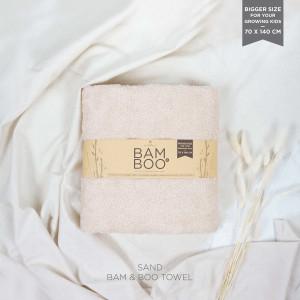 Sand Bam & Boo Bamboo Towel (Big Size)