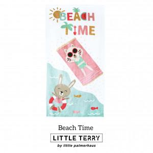 BEACH TIME LITTLE TERRY TOWEL