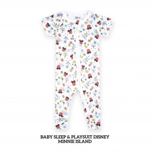 MINNIE ISLAND Baby Sleep & Play Suit