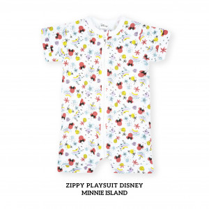 MINNIE ISLAND Zippy Playsuit Disney