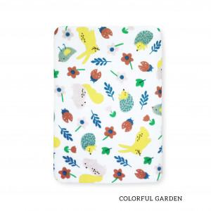 Colorful Garden Tottori Baby Towel