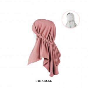 PINK ROSE Haifa Instant Hijab
