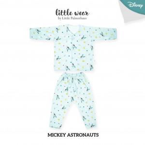 Mickey Astrounauts Little Wear Long Sleeve
