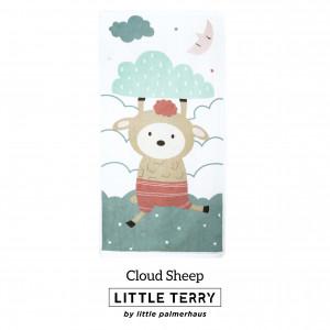 CLOUD SHEEP LITTLE TERRY TOWEL