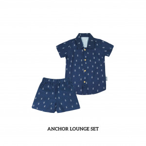 ANCHOR Lounge Wear Set