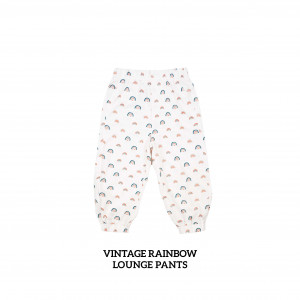 VINTAGE RAINBOW Lounge Pants