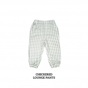CHECKERED Lounge Pants