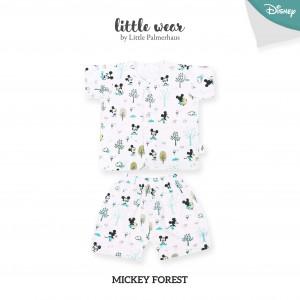 MICKEY FOREST Little Wear Short Sleeve