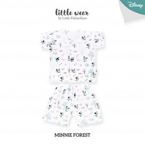 Minnie Forest Little Wear Short Sleeve