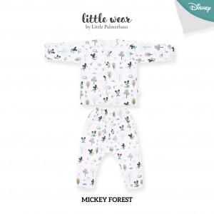 Mickey Forest Little Wear Long Sleeve