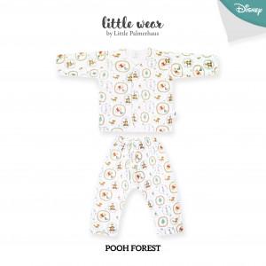 Pooh Forest Little Wear Long Sleeve