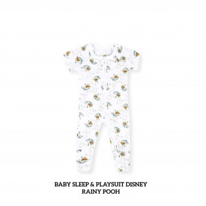 RAINY POOH Baby Sleep & Play Suit