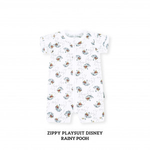 RAINY POOH Zippy Playsuit Disney