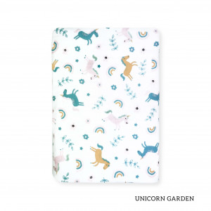 Unicorn Garden Tottori Baby Towel