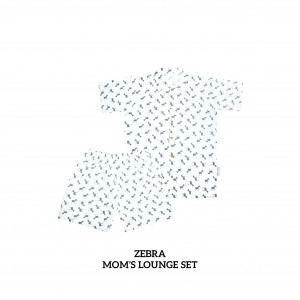 ZEBRA Mom's Lounge Wear