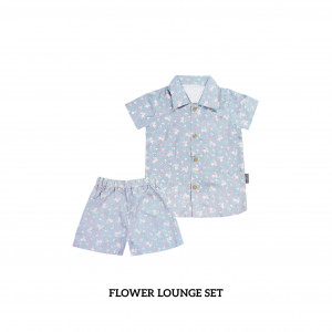 FLOWER Lounge Wear Set