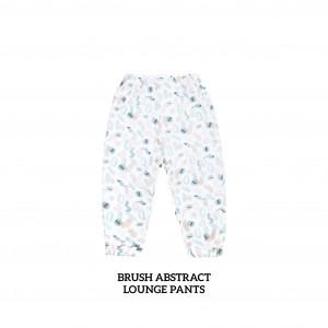 BRUSH ABSTRACT Lounge Pants