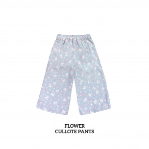 FLOWER Cullote Pants