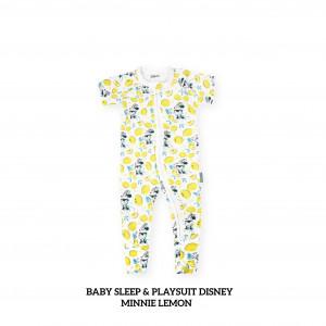 MINNIE LEMON Baby Sleep & Play Suit