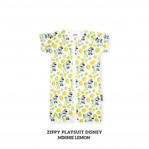 MINNIE LEMON Zippy Playsuit Disney