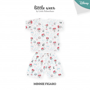 Minnie Figaro Little Wear Short Sleeve