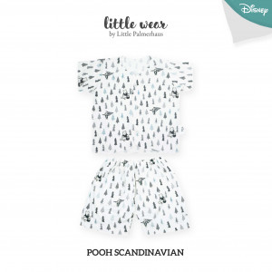 Pooh Scandinavian Little Wear Short Sleeve