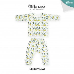 Mickey Leaf Little Wear Long Sleeve