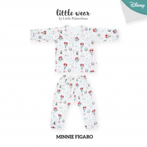 Minnie Figaro Little Wear Long Sleeve