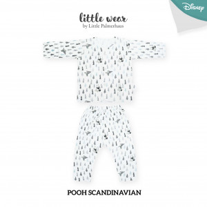 Pooh Scandinavian Little Wear Long Sleeve