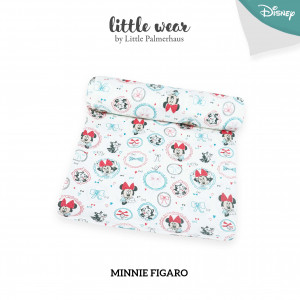 Minnie Figaro Little Wear Basic Swaddle