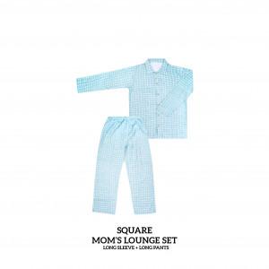 SQUARE Mom's Lounge Wear Long Sleeve