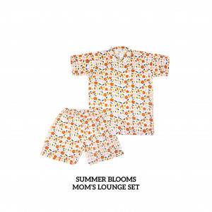 SUMMER BLOOMS Mom's Lounge Wear