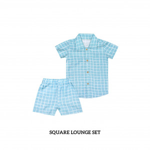 SQUARE Lounge Wear Set