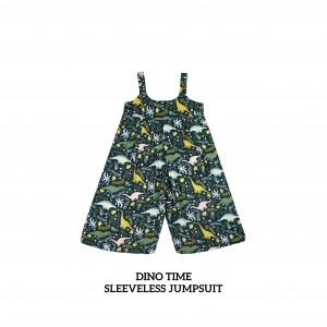 DINO TIME Sleeveless Jumpsuit