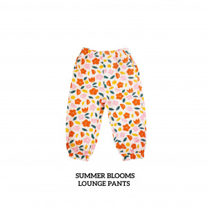 SUMMER BLOOMS Lounge Pants