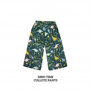 DINO TIME Cullote Pants