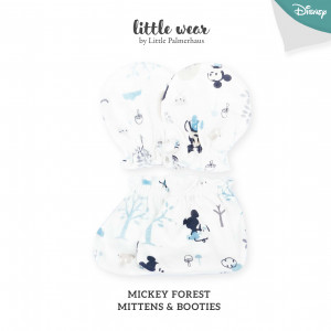 MICKEY FOREST Mittens & Booties