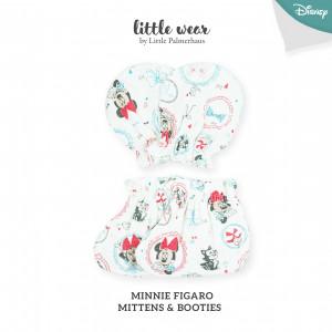 MINNIE FIGARO Mittens & Booties