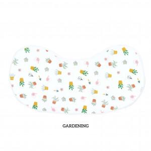 Gardening Burp & Bib