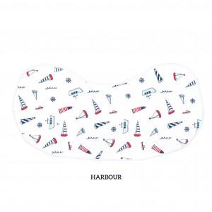 Harbour Burp & Bib