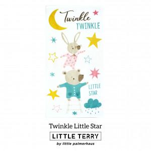 TWINKLE LITTLE STAR LITTLE TERRY TOWEL