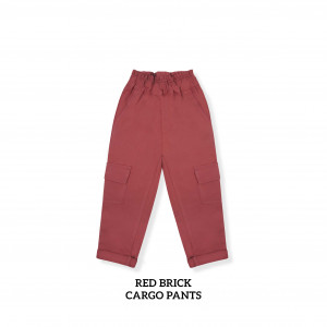 RED BRICK Cargo Pants